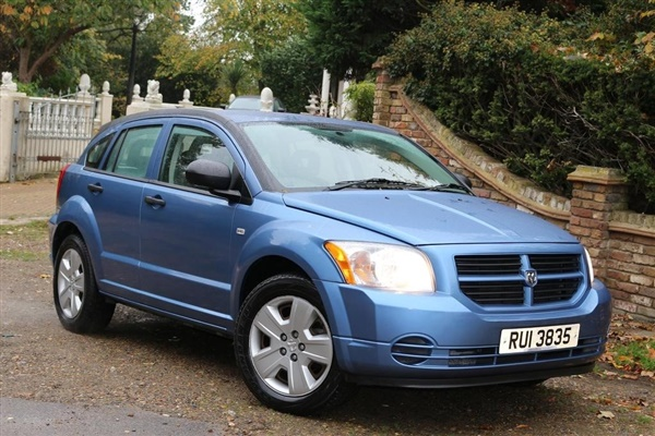 Large image for the Dodge Caliber