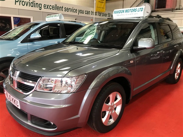 Large image for the Dodge Journey