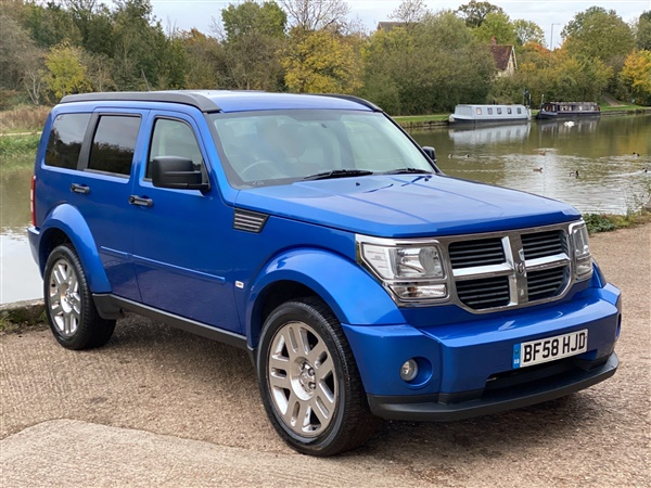 Large image for the Used Dodge Nitro