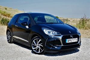 Large image for the Used Ds Automobiles DS 3 1.2 PureTech Connected Chic 3dr
