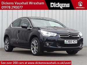 Large image for the Used Ds Automobiles Ds 4 BLUE HDi 1955 Special Edition 1.6 5dr