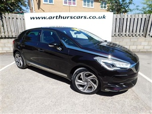 Large image for the Used Ds Automobiles Ds 5 2.0 BlueHDi Prestige 5dr