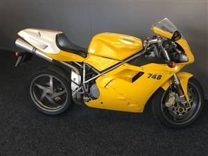 Large image for the Used Ducati 748 R