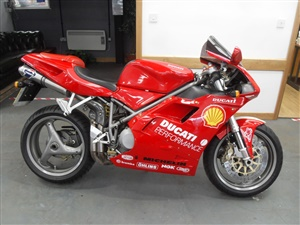 Large image for the Used Ducati 748
