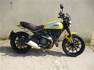 Large image for the Used Ducati Scrambler