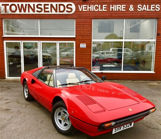 Large image for the Used Ferrari 208
