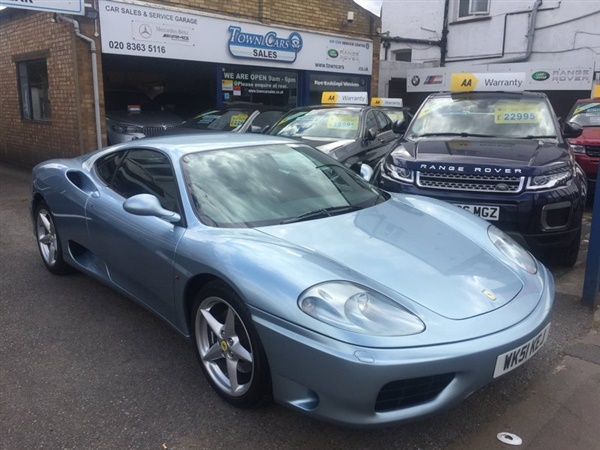 Large image for the Used Ferrari 360M