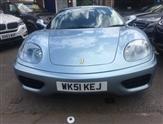 Used Ferrari 360M