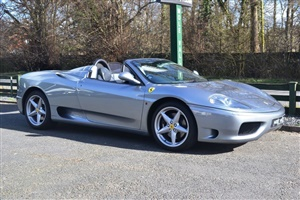 Large image for the Used Ferrari 360