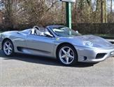 Used Ferrari 360