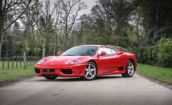 Large image for the Ferrari 360