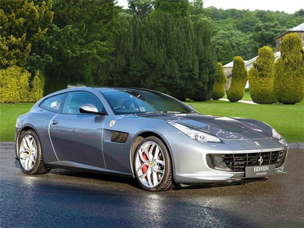Large image for the Used Ferrari GTC4