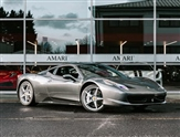 Used Ferrari 458