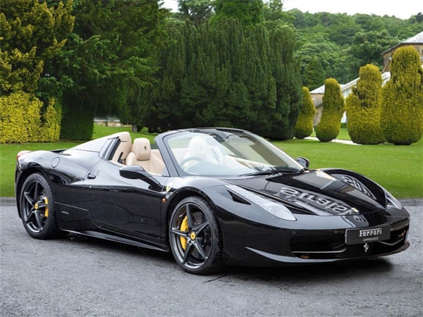 Large image for the Used Ferrari 458