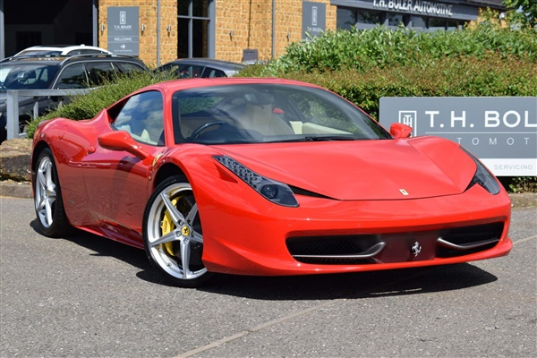 Large image for the Ferrari 458