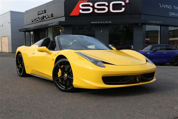 458 car for sale