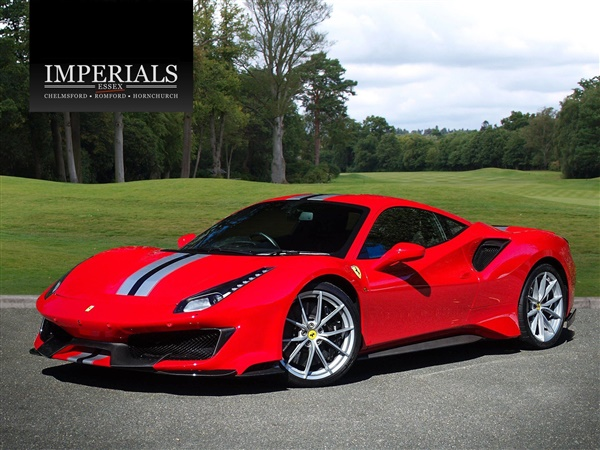 Large image for the Used Ferrari 488