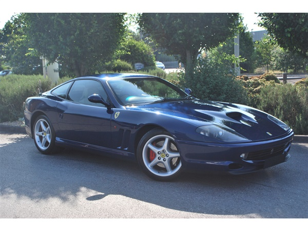 Large image for the Ferrari 550