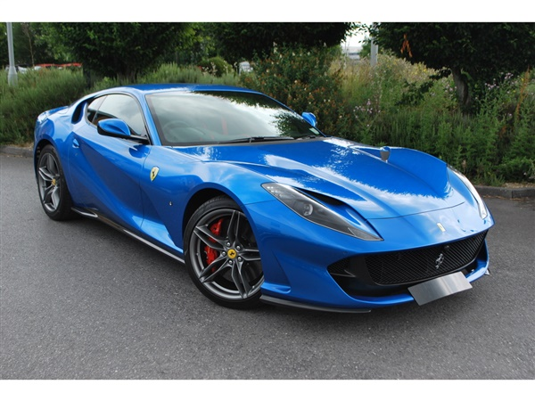 Large image for the Used Ferrari 812