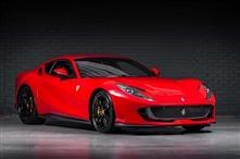 Used Ferrari 812 Superfast