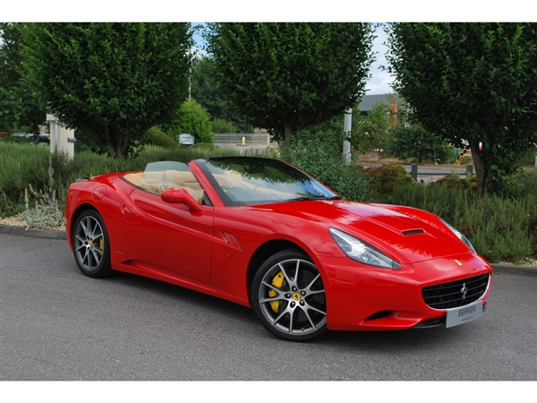 Large image for the Ferrari California