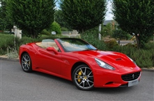 Used Ferrari California