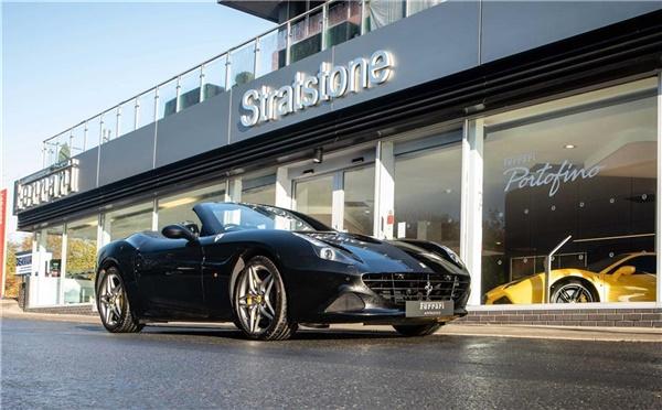 Large image for the Ferrari California