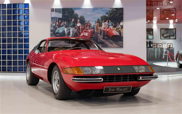 Large image for the Ferrari Daytona