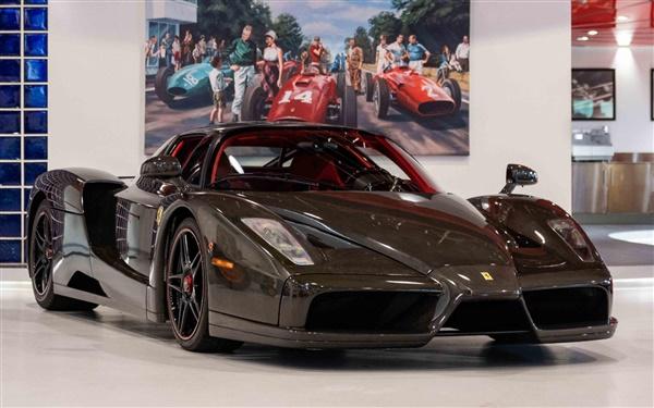Large image for the Ferrari Enzo