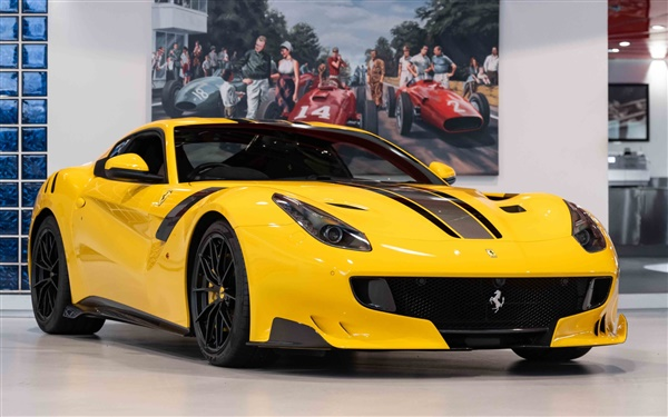 Large image for the Used Ferrari F12 Berlinetta TDF