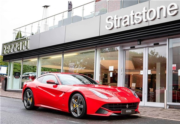 Large image for the Used Ferrari F12 Berlinetta