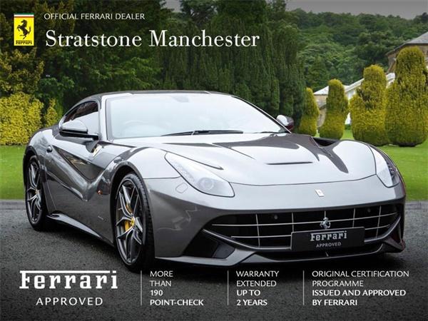 Large image for the Used Ferrari F12 Berlinetta