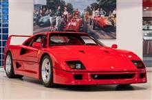 Used Ferrari F40