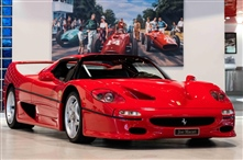 Used Ferrari F50