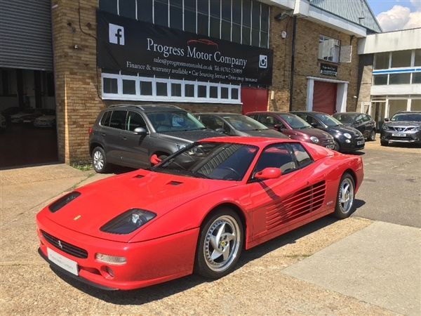 F512 car for sale