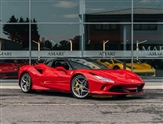 Used Ferrari F8 Tributo