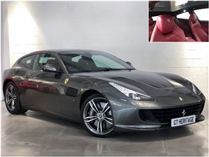 Large image for the Used Ferrari GTC4 LUSSO
