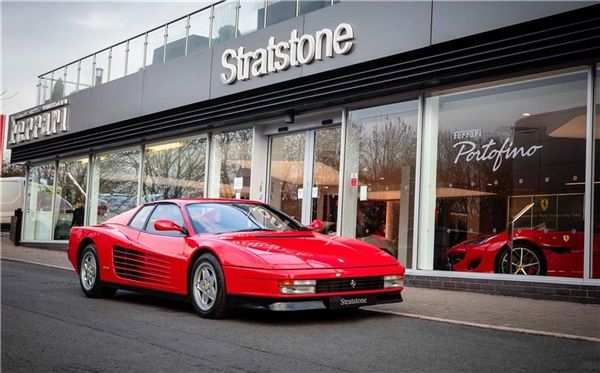 Large image for the Used Ferrari Testarossa