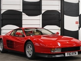 Used Ferrari Testarossa