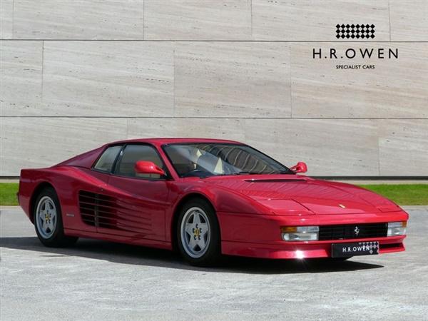 Large image for the Used Ferrari Testarossa