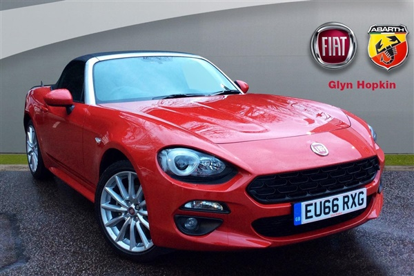 Large image for the Used Fiat 124