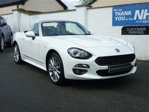 Large image for the Used Fiat 124 Spider