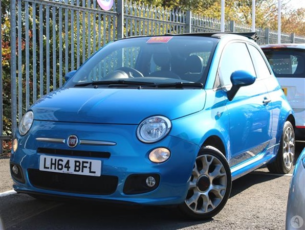 Large image for the Used Fiat 500C
