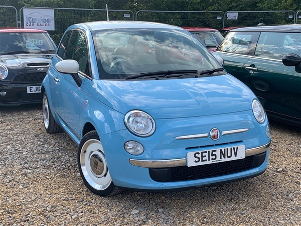 Large image for the Used Fiat 500