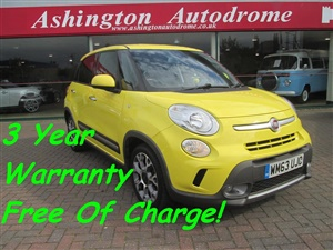 Large image for the Used Fiat 500L