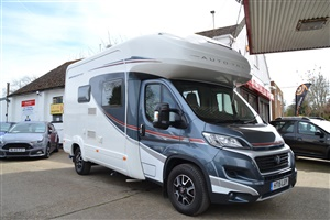 Large image for the Used Fiat Autotrail Apache
