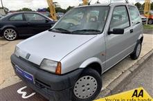 Used Fiat Cinquecento