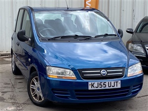 Large image for the Used Fiat Multipla