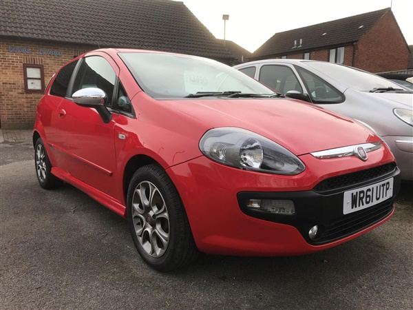 Large image for the Fiat Punto Evo