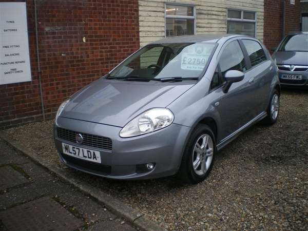 Large image for the Used Fiat Grande Punto